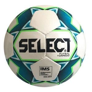 futsalul minge Select pensiune completă Futsal torpilă alb albastru, Select