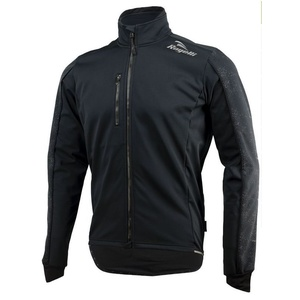 pentru bărbați softshell jacheta Rogelli Renon 3.0., 003.038. negru, Rogelli
