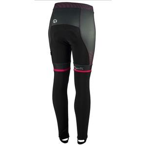 Femeii ciclism pantaloni Rogelli Bella, 010.253. negru și roz, Rogelli