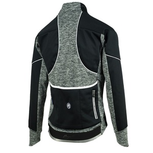 femei bicicliștii jacheta Rogelli Carlyna 2.0, 010.307. negru și gri, Rogelli