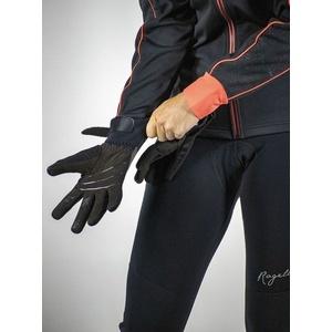 Femeii ciclism manusi Rogelli bliț, 010.660. negru, Rogelli