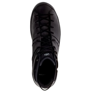 Pantofi MAMMUT Hueco avansat la mijlocul GTX® bărbaţi, negru-negru 0052, Mammut