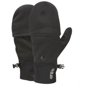 mănuși Rab Windbloc convertibil mănușă de baseball negru / bl, Rab