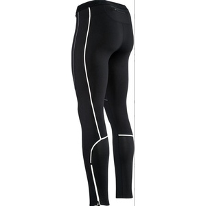 Pentru bărbaţi elastic cald pantaloni Silvini RUBENZA MP1313 negru, Silvini