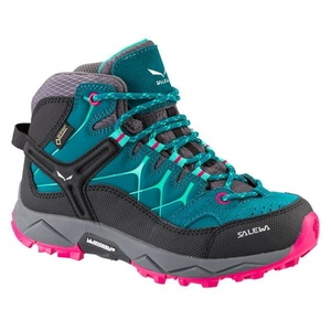 Pantofi Salewa JR ALP TRAINER MID GTX 64006-8632, Salewa
