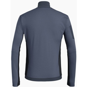 sacou Salewa Ortles M L/S ZIP TEE 27173-0911, Salewa