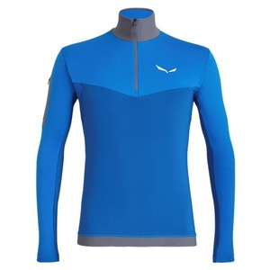 sacou Salewa Ortles M L/S ZIP TEE 27173-8971, Salewa