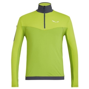 sacou Salewa Ortles M L/S ZIP TEE 27173-5771, Salewa