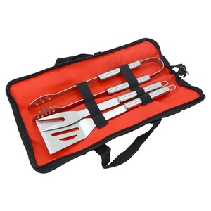 grill-ul instrumente set 3ks Cattara textile sac, Cattara