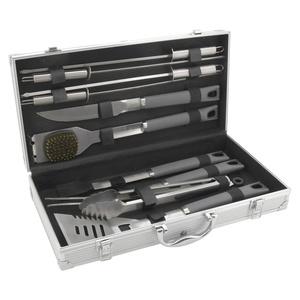 grill-ul instrumente set 11 ks Cattara ALU caz GRI LINE, Cattara