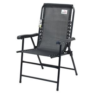 scaun grădină pliere Cattara TERST negru, Cattara