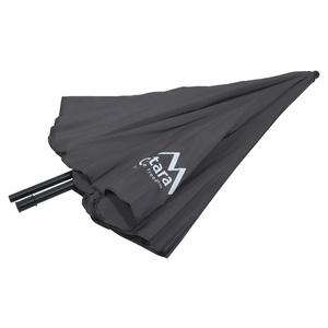 Umbrelă de soare pliere Cattara TERST 180cm gri, Cattara