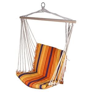 basculant rețea pentru a sesiune Cattara hamac scaun roșu-portocaliu, Cattara