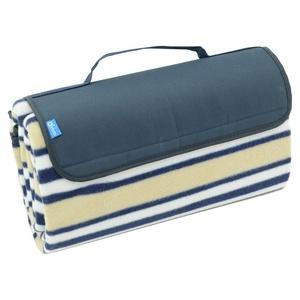 picnic quilt Cattara FLEECE 150x135cm albastru, Cattara