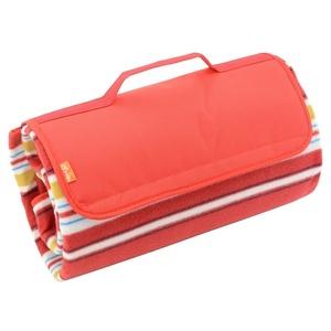 picnic quilt Cattara FLEECE 150x135cm red, Cattara