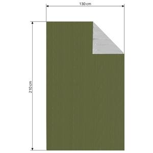 izoterm folie Cattara SOS verde 210x130cm