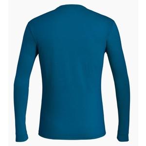 cămașă Salewa SOLIDLOGO DRY M L/S TEE 27340-8366, Salewa