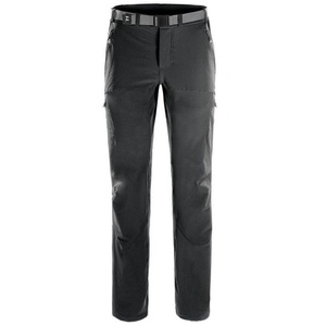 Tot anul pentru bărbaţi pantaloni Hervey IARNA PANTALONI MAN negru, Ferrino