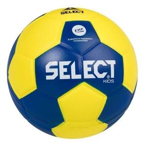 handbalul minge Select spumă minge copii IV galben albastru, Select