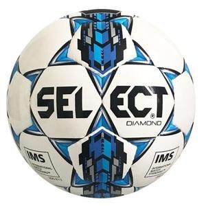 fotbal minge Select pensiune completă diamant special alb albastru, Select