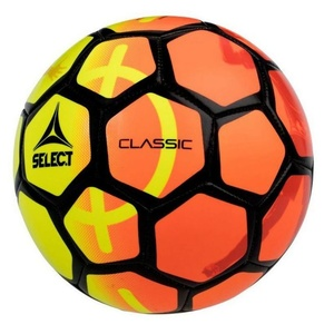 fotbal minge Select pensiune completă clasic galben orange, Select