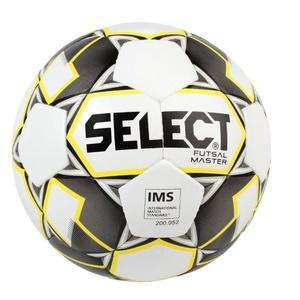 futsalul minge Select pensiune completă Futsal maestru alb galben, Select
