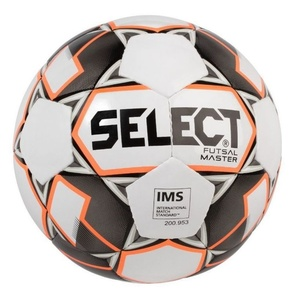 futsalul minge Select pensiune completă Futsal maestru alb orange, Select