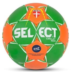 handbalul minge Select HB circuit 450 verde orange, Select