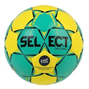 handbalul minge Select HB Solera galben verde, Select