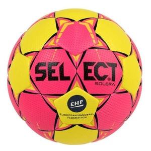 handbalul minge Select HB Solera galben roz, Select