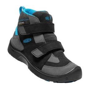 Copii pantofi Keen Hikeport MID curea WP Y, magnet / verde, Keen