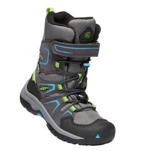 Copii pantofi Keen levo iarnă WP (C), magnet / albasstru bijuterie, Keen