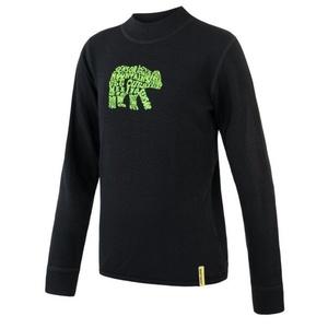Copii cămașă Sensor merinos DF Ursul 18200025, Sensor