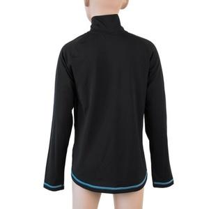 Copii cămașă Sensor Thermo dl.rukáv zip black / ufo, Sensor