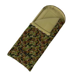 mulțumire sac de dormit Husky Gizmo armată -5°C kaki, Husky