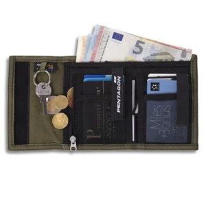 portofel PENTAGON® stater 2.0 gri, Pentagon