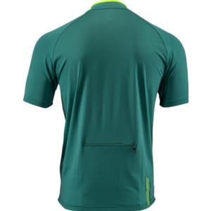 Pentru bărbaţi MTB cămașă Silvini Turan MD1013 măsline-neon, Silvini
