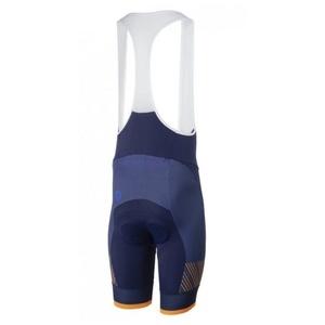 ciclo pantaloni scurţi Rogelli RITMO cu gel căptușshelă, albastru și portocaliu 002.265., Rogelli