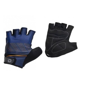 mănuși pe rotund Rogelli RITMO, albastru și portocaliu 006.402., Rogelli