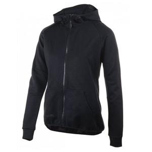 complet femeii funcțional tricoul Rogelli FORMARE cu capota, negru 050.610., Rogelli