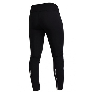 Locuri alergare pantaloni Salming termic vânt tricou femei Negru, Salming