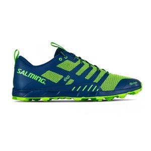 Pantofi Salming OT Comp bărbaţi Poseidon AlBasstru / Siguranță galben, Salming
