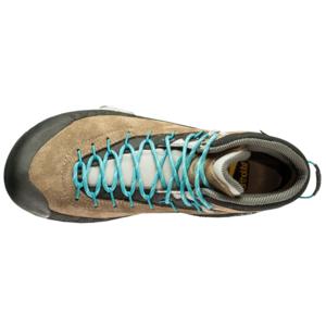 Pantofi La Sportiva TX4 la mijlocul GTX femei taupe / smarald, La Sportiva