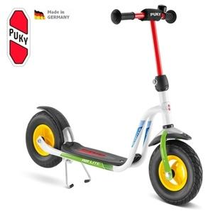 scuter PUKY RADU 03L alb / kiwi 5219, Puky