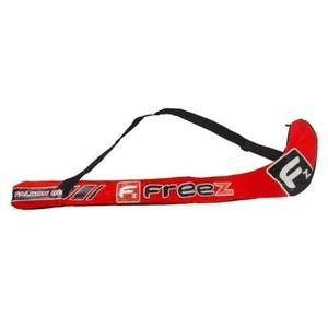 floorball sac FREEZ STICKBAG FALCON 82 negru / roșu, Freez