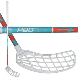 floorball stick-ul EXEL P80 TURQUOISE 2.6 101 OVAL MB, Oxdog