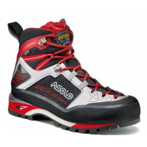 Pantofi Asolo Freney la mijlocul GV MM negru / argintiu, Asolo