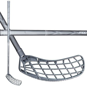 floorball stick-ul EXEL P100 GRI 2.6 101 OVAL MB, Exel
