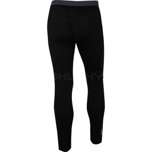 Pentru bărbaţi merinos pantaloni Husky negru, Husky
