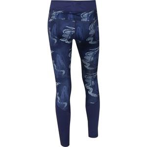 Femeii termo pantaloni Husky activ iarnă pantaloni (L) albastru, Husky